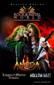 Rock & Metal World Septiembre 2013