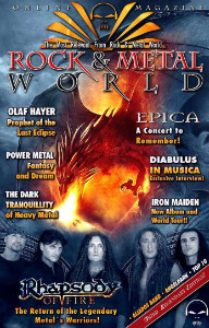 Rock & Metal World Rock Metal World 3
