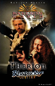 Rock & Metal World 28 Julio 2012