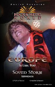 Rock & Metal World 32 November 2012