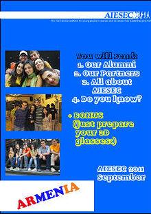 AIESEC in Armenia