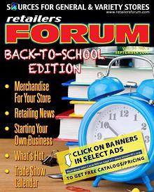 Retailers Forum Sept. 2014