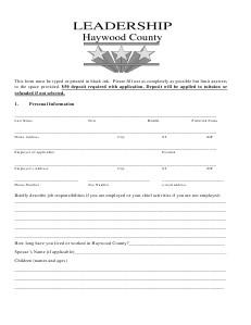 UT_Extention_SUMMER_2011 Leadership_Application_2011