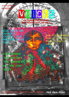 Voices Literary Magazine Edition 1