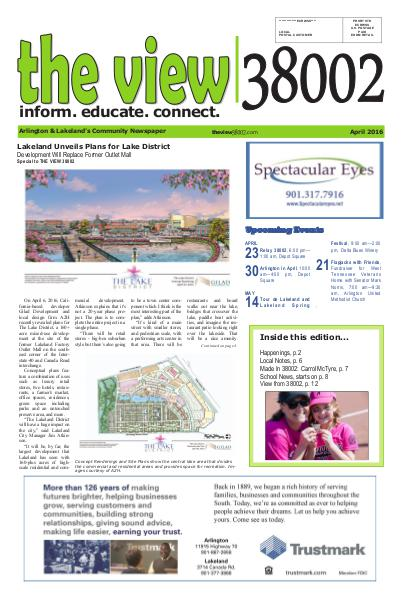 The View 38002 April 2016