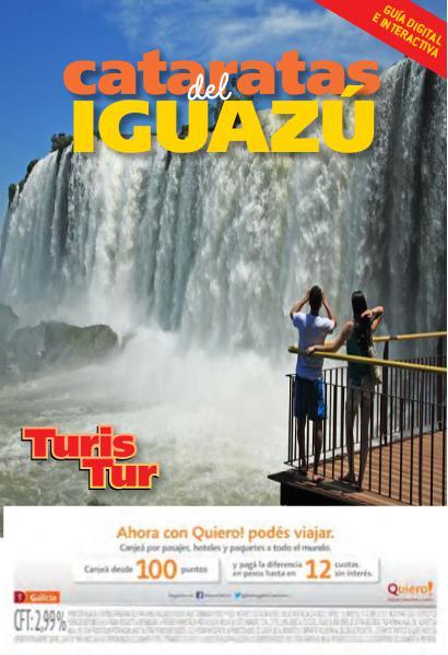 Libro de Viaje y Guía de las Cataratas del Iguazú,