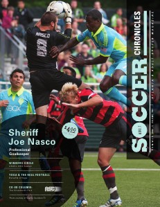 Adult Soccer Chronicles  ADULT SOCCER CHRONICLES ISSUE 2
