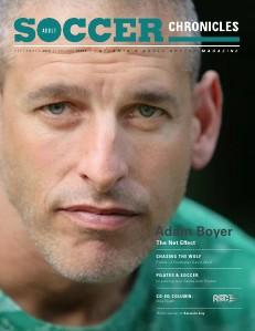 Adult Soccer Chronicles  Sep. 2012
