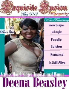 * Exquisite Fusion Magazine May. 2012