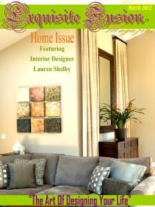 * Exquisite Fusion Magazine March . 2012