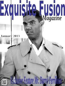 * Exquisite Fusion Magazine January. 2013
