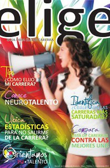 Revista Elige Mayo-Agosto 2012