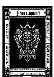 Pogo y Aguante Nº 1 (Metal Fanzine)
