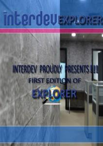 INTERDEV EXPLORER Jan. 2014