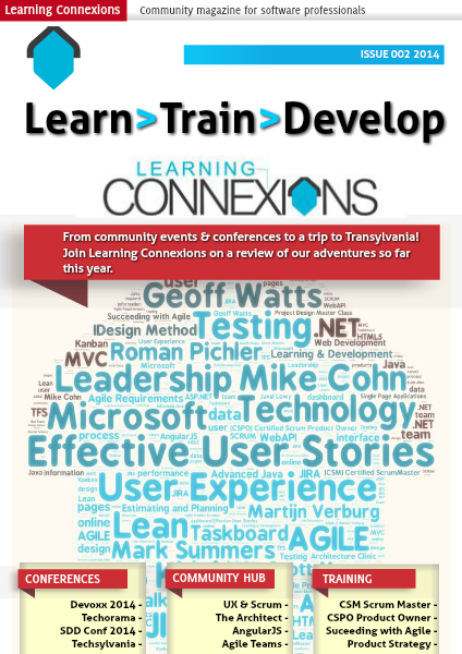 Learn, Train, Develop Issue 002