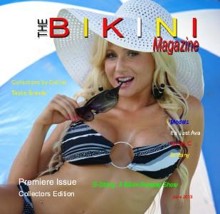 The Bikini Magazine V1 Issue 1