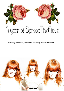 SpreadTheFlove - Our First Birthday