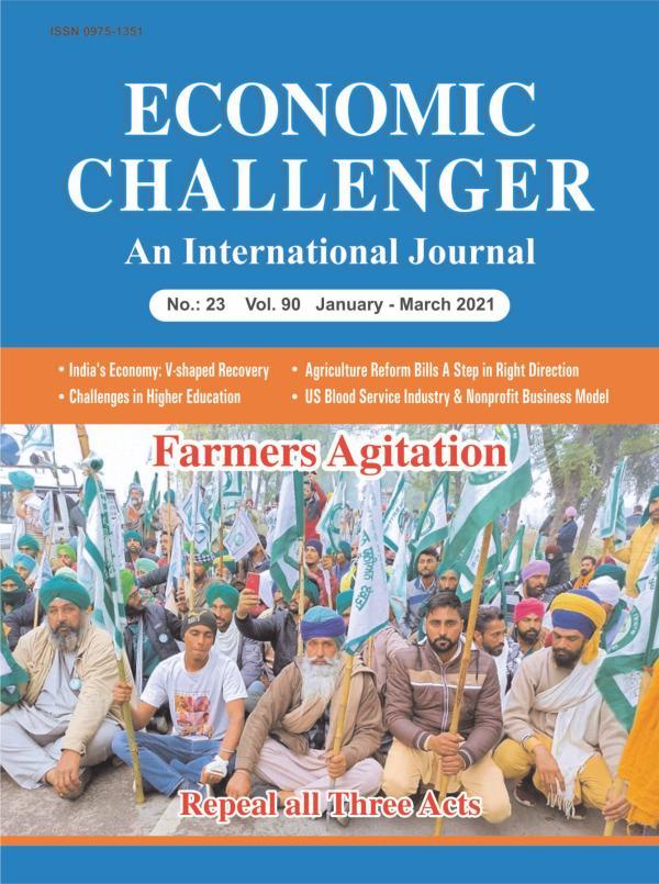 Economic Challenger Issue 90  Jan-Mar 2021 Issue 90  Jan-Mar 2021