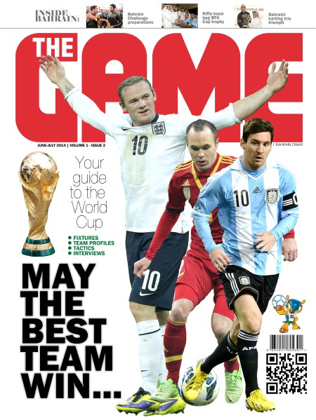 The Game! June 2014