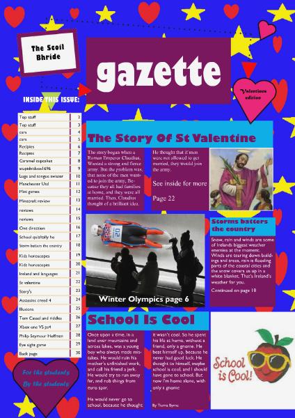 gazette issue 2