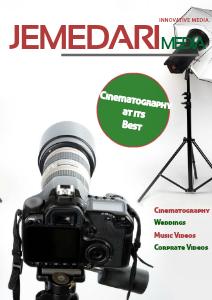 Jemedari Media | Cinematography