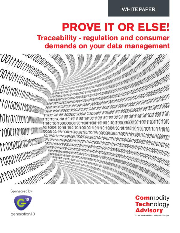 PROVE IT OR ELSE! Traceability