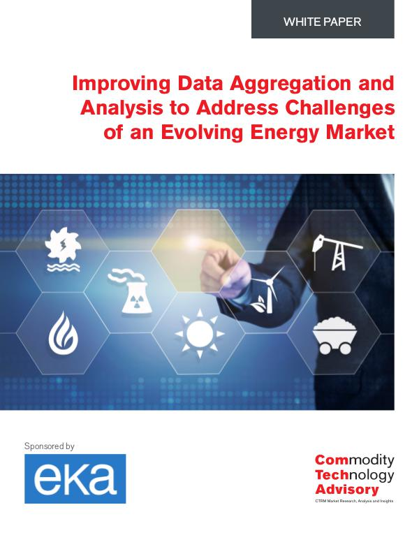 White Papers Improving Data Aggregation and Analysis to Address