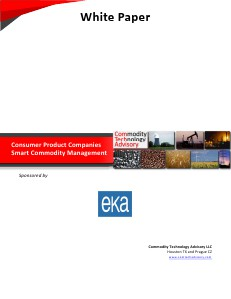 Consumer Product Companies Smart Commodity