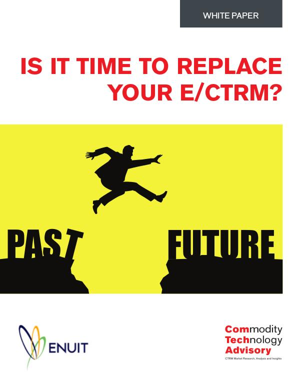 Is It Time to Replace Your E/CTRM?