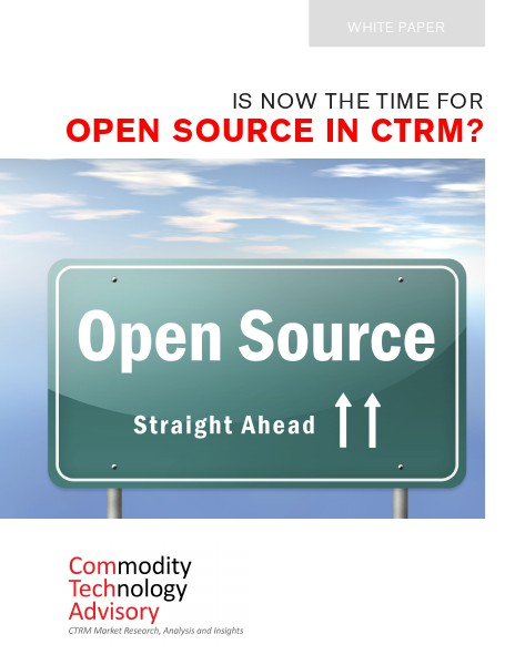 White Papers Is Now the Time for Open Source in CTRM