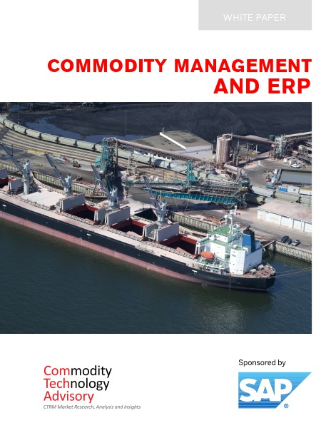 White Papers Commodity Management and ERP