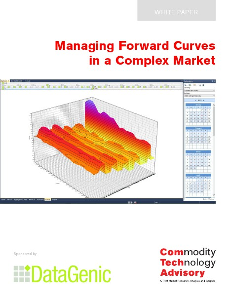 White Papers Managing Forward Curves in a Complex Market