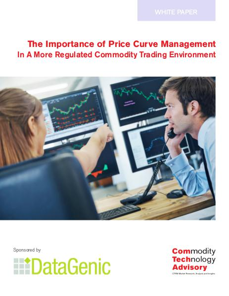 Importance of Price Curve Management In A More Reg