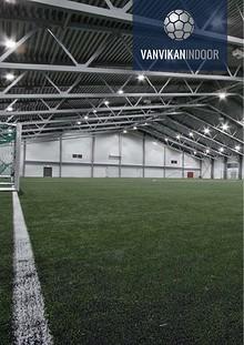 Vanvikan Indoor - J/G 14/16