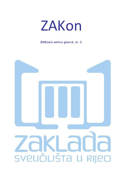 ZAKon - ZAKladin ONline Glasnik