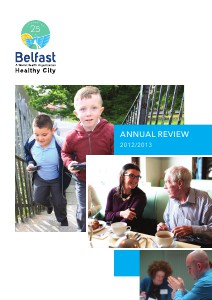 Belfast Healthy City Annual Review 2012-2013