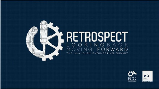 RETROSPECT: Looking back, Moving forward 1