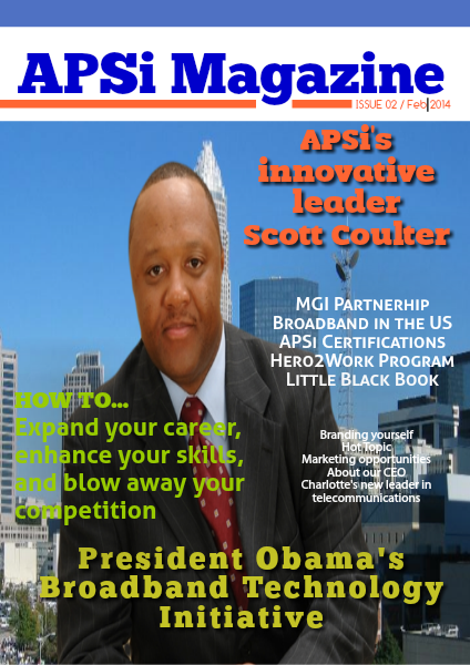 APSi Magazine February 2014