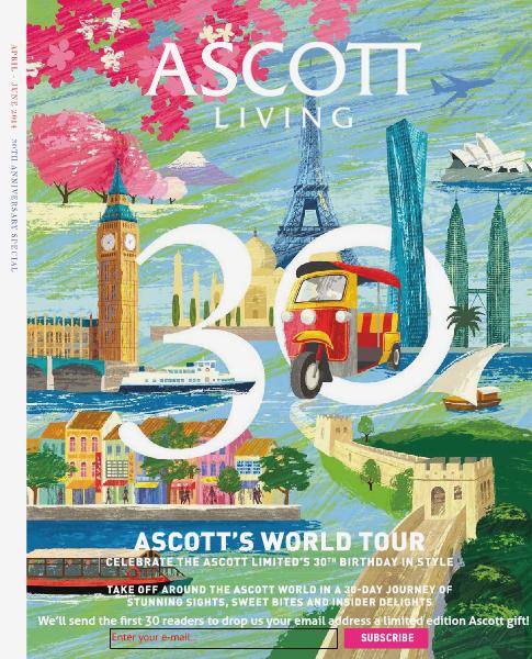 Ascott Living April Edition