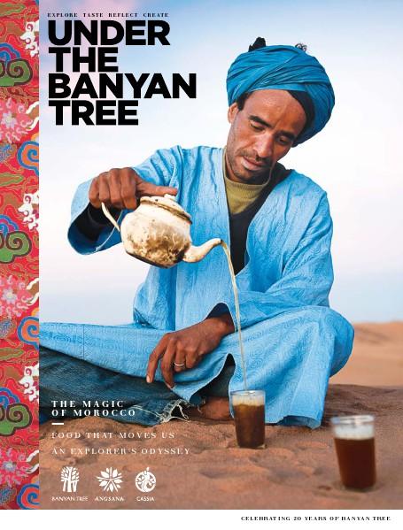 UNDER THE BANYAN TREE Jan-Jun 2015