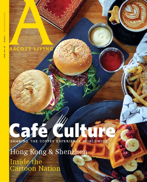 Ascott Living April - June 2015