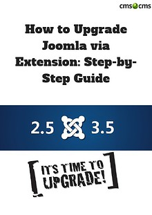 How to Upgrade Joomla via Extension: Step-by-Step Guide