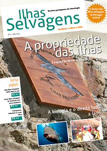 Ilhas Selvagens - Revista portuguesa de nissologia