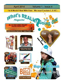 What's REALLY Going ON - April 2014 Volume 1, Issue #4