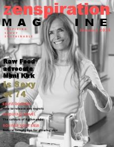 Zenspiration Magazine January Issue