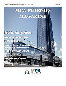 MBA friends Magazine