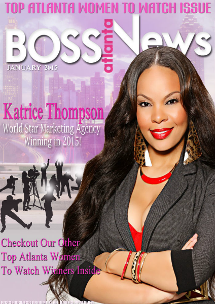 BOSSNews Magazine January 2015
