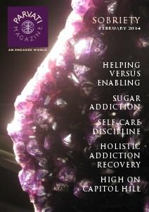Parvati Magazine February 2014 - Sobriety1