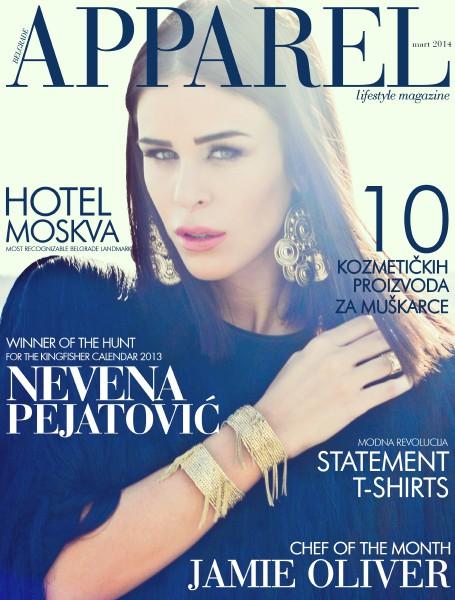 Belgrade Apparel Magazine March 2014