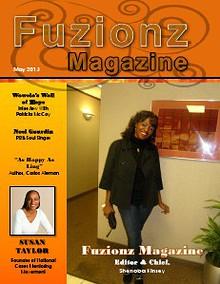 Fuzionz Magazine